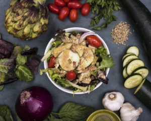 Italian Veggie Salad2