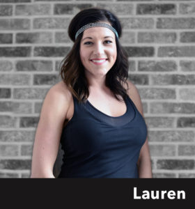 Hub Gym - Team Member - Lauren