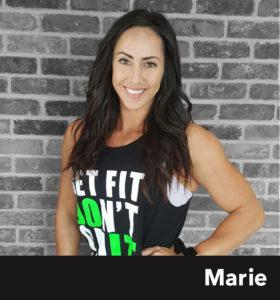 Hub Gym - Team Member - Marie