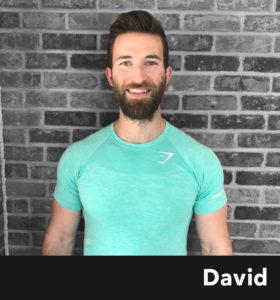 Hub Gym - Team Member - David