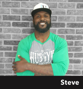 Hub Gym - Team Member - Steve
